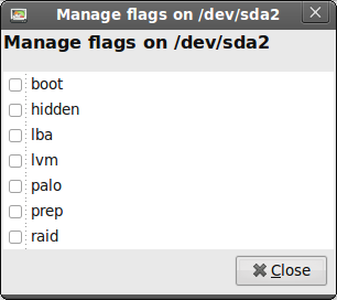 Manage Flags